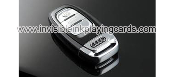 Car Key Barcode Marked Decks Camera