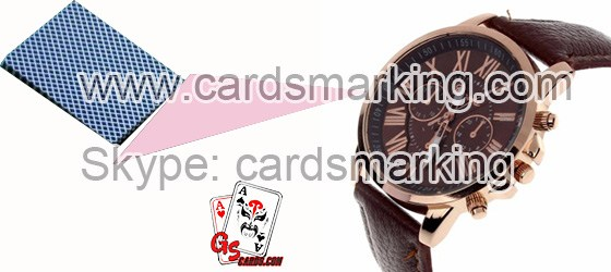 Watch Playing Cards Scanner