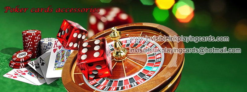 poker cards accessories and roulette cheat devices