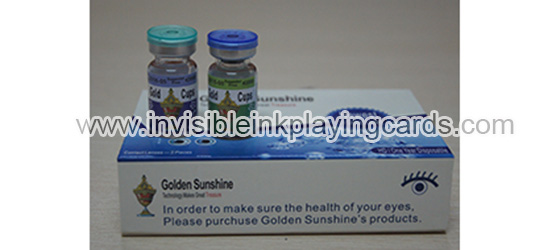 UV Perspective Contact Lenses