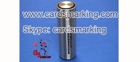 Vacuum Cup Marked Poker Cards Scanner Analyzer Devices